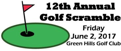 12th Annual Golf Scramble