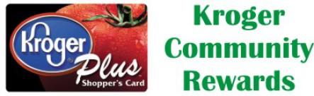 Kroger Community Rewards for MVTHS